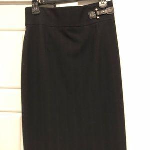 Dark Navy Antonio Melani Pencil Skirt!